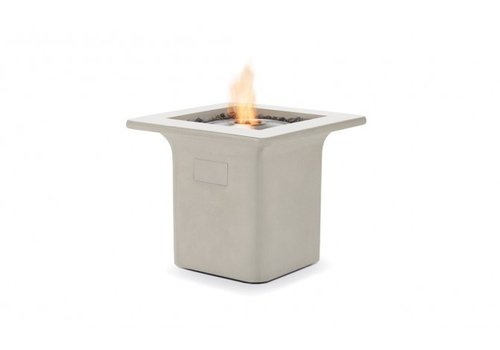 STRATA BIOETHANOL FIRE TABLE IN BONE