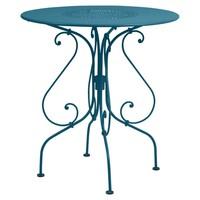 "1900 26"" ROUND PEDESTAL TABLE"