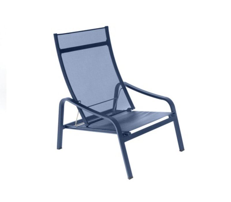 ALIZE ADJUSTABLE STACKING ARMCHAIR