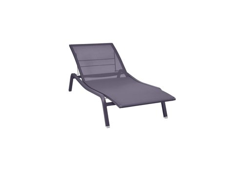 FERMOB ALIZE ADJUSTABLE STACKING SUN LOUNGER