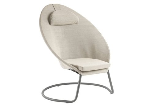 LAFUMA COCOON LOUNGE CHAIR / LATTE