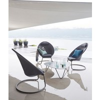 COCOON LOUNGE CHAIR / MARINA