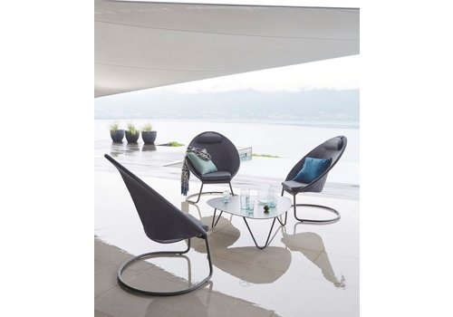 LAFUMA COCOON LOW TABLE / VOLCANIC