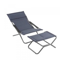 TRANSABED FOLDING LOUNGER DECKCHAIR / MARINA