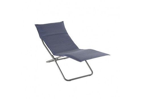 LAFUMA TRANSALOUNGE FOLDING LOUNGE CHAIR / MARINA