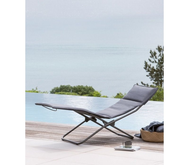TRANSALOUNGE FOLDING LOUNGE CHAIR / MARINA