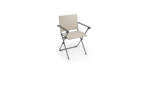 LAFUMA ANYTIME FOLDING ARMCHAIR / LATTE