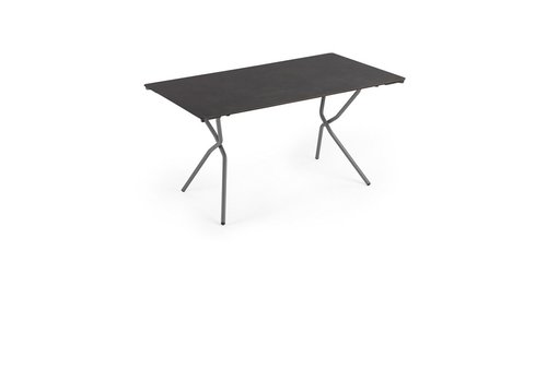 LAFUMA ANYTIME BIG RECTANGULAR FOLDING TABLE / VOLCANIC