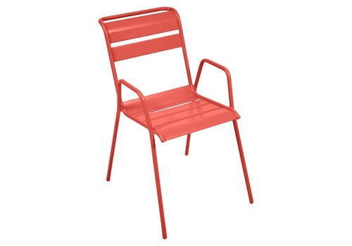 FERMOB MONCEAU STACKING ARMCHAIR