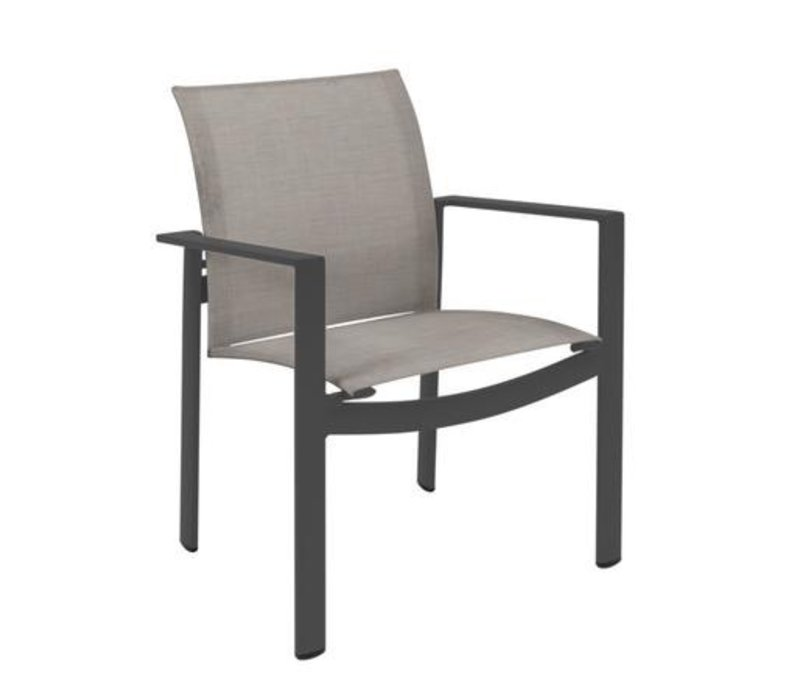 PARKWAY STACKING ARM CHAIR / SLING