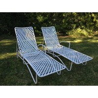 TAMIAMI CHAISE WITH SUN CLOTH STRAP