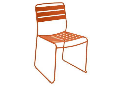 FERMOB SURPRISING STACKING CHAIR, POWDER COATED STEEL