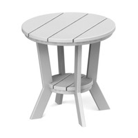 MAD SIDE TABLE - WHITE