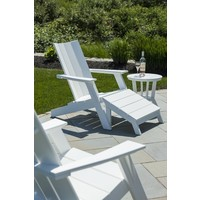 MAD FOOTSTOOL - WHITE