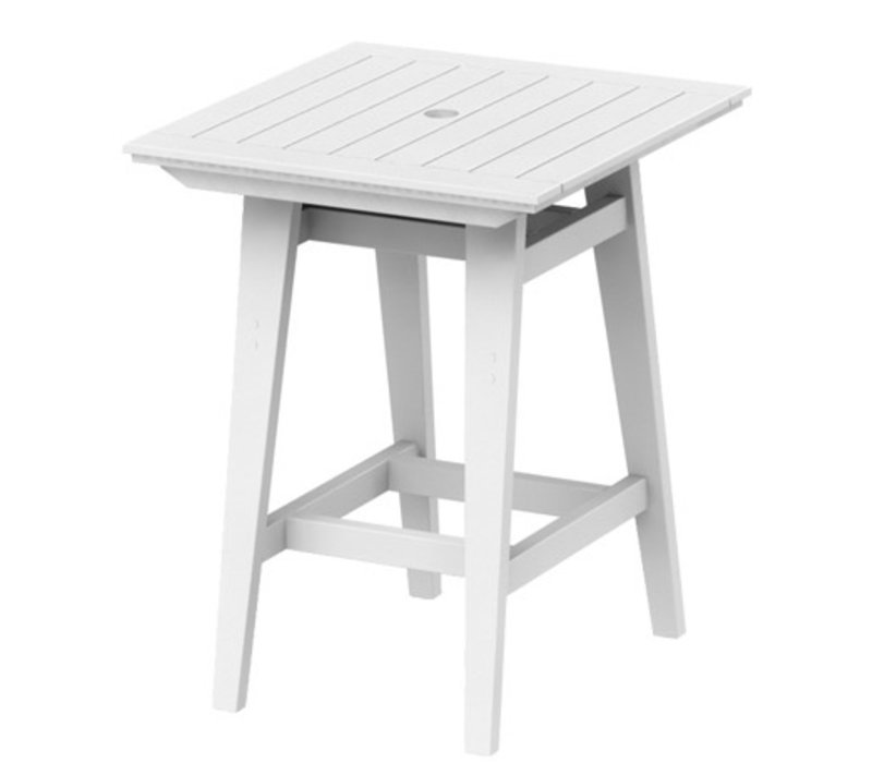 MAD BAR TABLE   WHITE