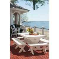 SONOMA GATHERING TABLE - WHITE