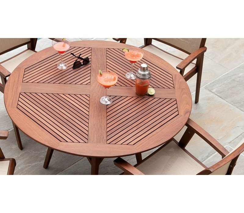 OPAL 48 ROUND DINING TABLE