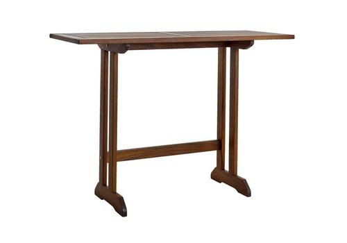 JENSEN LEISURE FURNITURE RICHMOND BALCONY RAIL TABLE