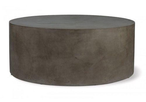 SEASONAL LIVING GRAND LOUIE COFFEE TABLE - SLATE GRAY