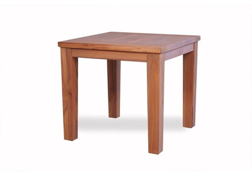 LLOYD FLANDERS SQUARE TAPERED LEG END TABLE