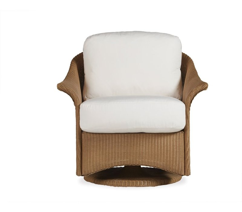GENERATIONS SWIVEL GLIDER GRADE A CUSHIONS/WITH WELT
