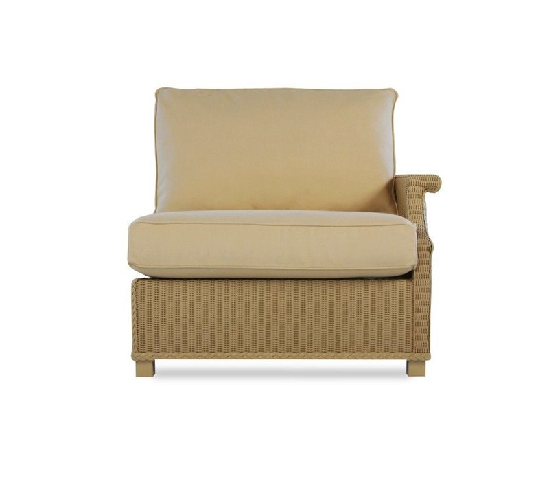 HAMPTONS LEFT ARM SECTIONAL - GRADE A/SELF WELT