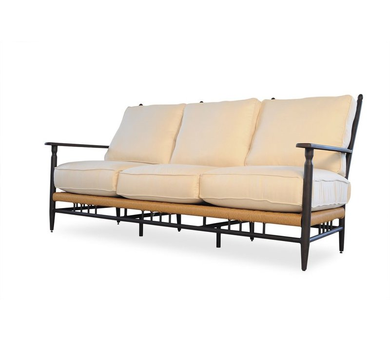 LOW COUNTRY SOFA W/ GRADE C CUSHIONS