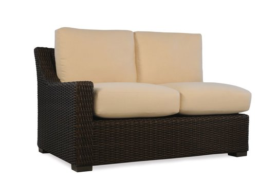 LLOYD FLANDERS MESA RIGHT ARM LOVE SEAT WITH GRADE A FABRIC / NO WELT