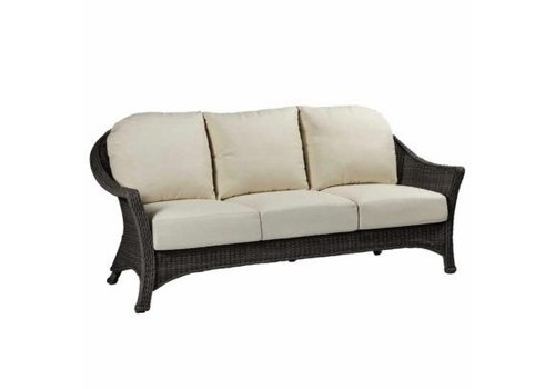 SUMMER CLASSICS REGENT SOFA IN SLATE GRAY