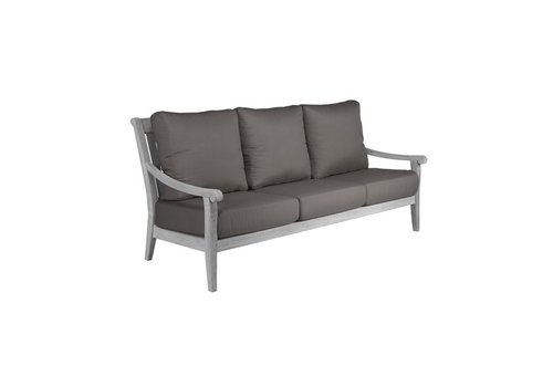 JENSEN LEISURE FURNITURE ARGENTO SOFA WITH GRADE D CUSHIONS