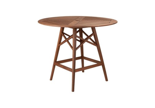 JENSEN LEISURE FURNITURE OPAL HI DINING TABLE