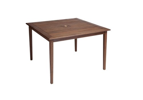 JENSEN LEISURE FURNITURE OPAL SQUARE 41 X 41 DINING TABLE