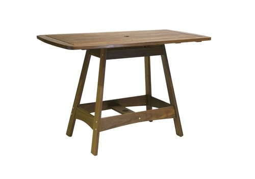 JENSEN LEISURE FURNITURE ROMA HI DINING TABLE