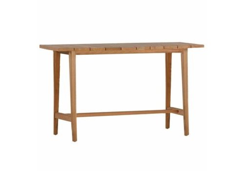 SUMMER CLASSICS COAST BAR CONSOLE - NATURAL TEAK