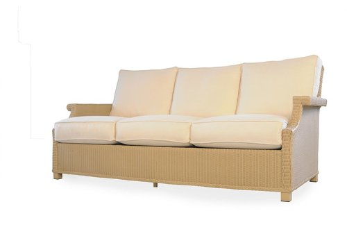 LLOYD FLANDERS HAMPTONS DEEP SOFA WITH GRADE A FABRIC / SELF WELT