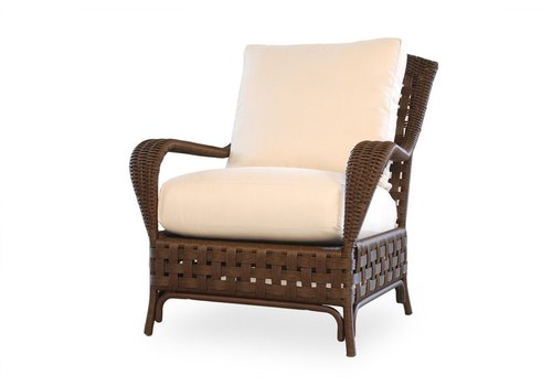 LLOYD FLANDERS HAVEN LOUNGE CHAIR WITH GRADE A FABRIC