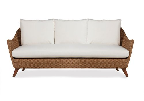 LLOYD FLANDERS TOBAGO SOFA WITH GRADE A FABRIC / NO WELT