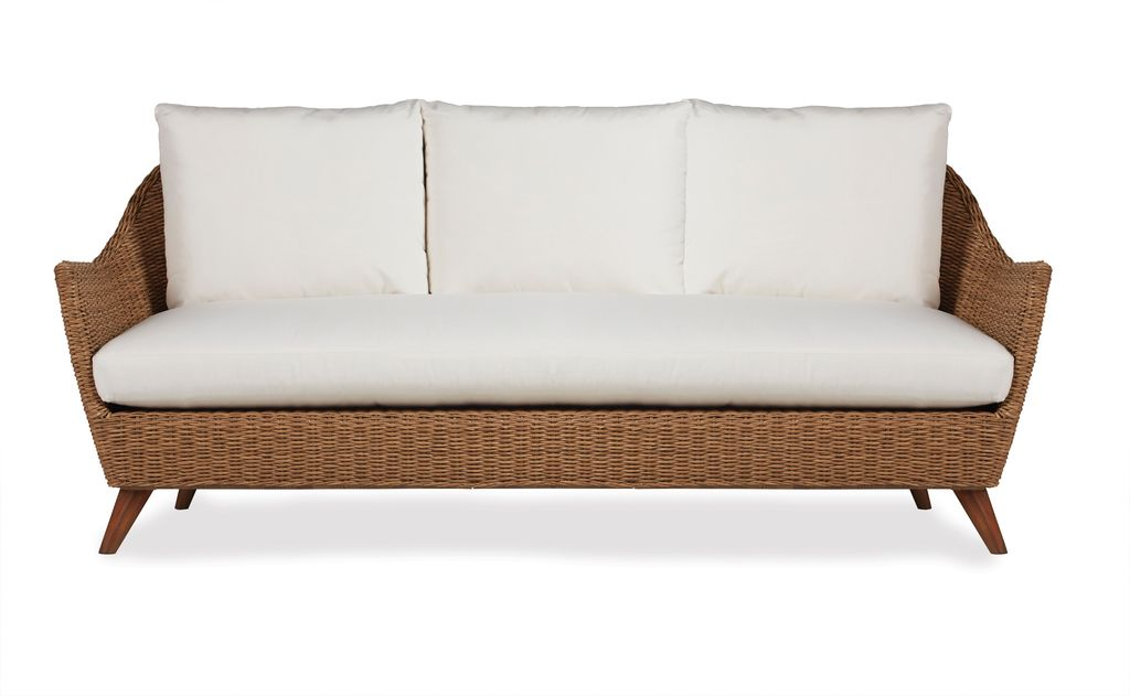 Lloyd flanders tobago sofa with grade a fabric no welt for Sofawelt outlet