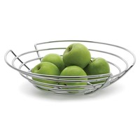 WIRES MEDIUM ROUND FRUIT BASKET