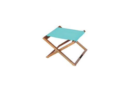 ROYAL BOTANIA BEACHER FOOTREST - TURQUOISE BATYLINE