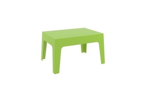 SIESTA BOX COFFEE TABLE / TROPICAL GREEN