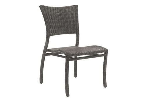 SUMMER CLASSICS SKYE SIDE CHAIR IN OYSTER