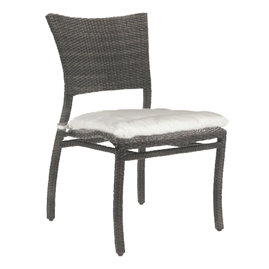 Summer Classics Skye Side Chair In Oyster Kolo Collection