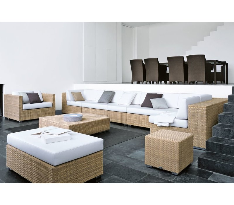 LOUNGE 26X43 FOOTSTOOL/COFFEE TABLE IN JAVA