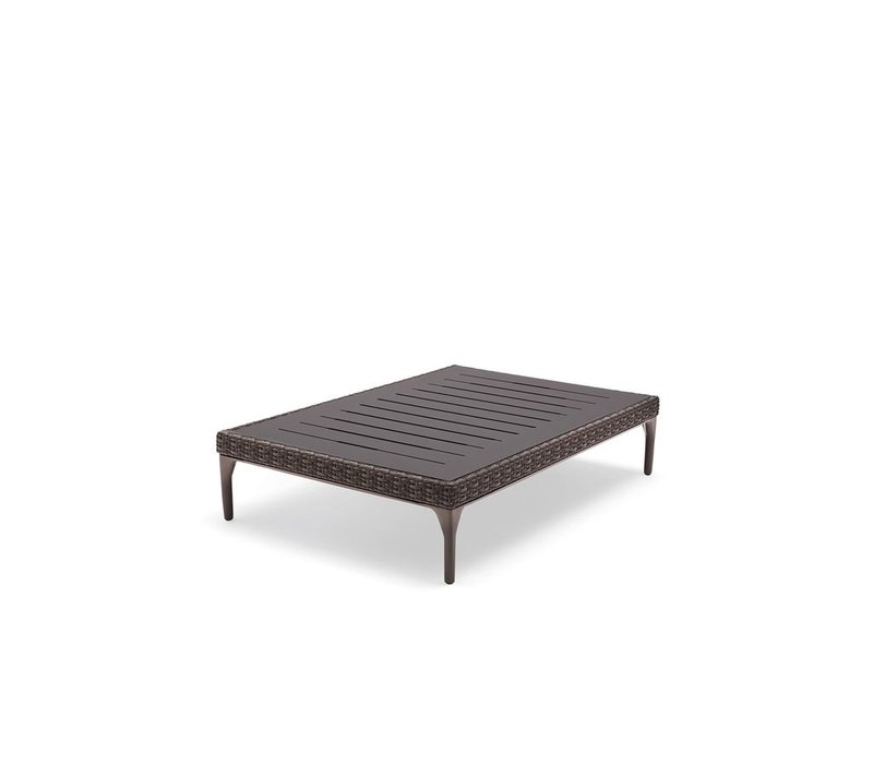 MU 36 x 51 COFFEE TABLE/FOOTSTOOL IN VULCANO