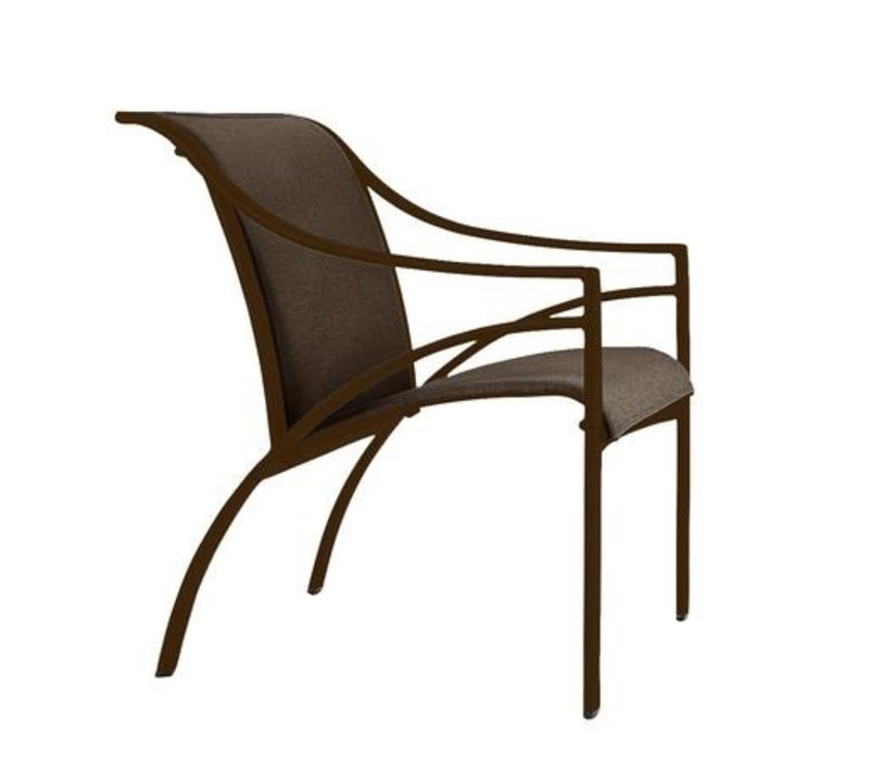 PASADENA ARM CHAIR WITH GRADE A SLING