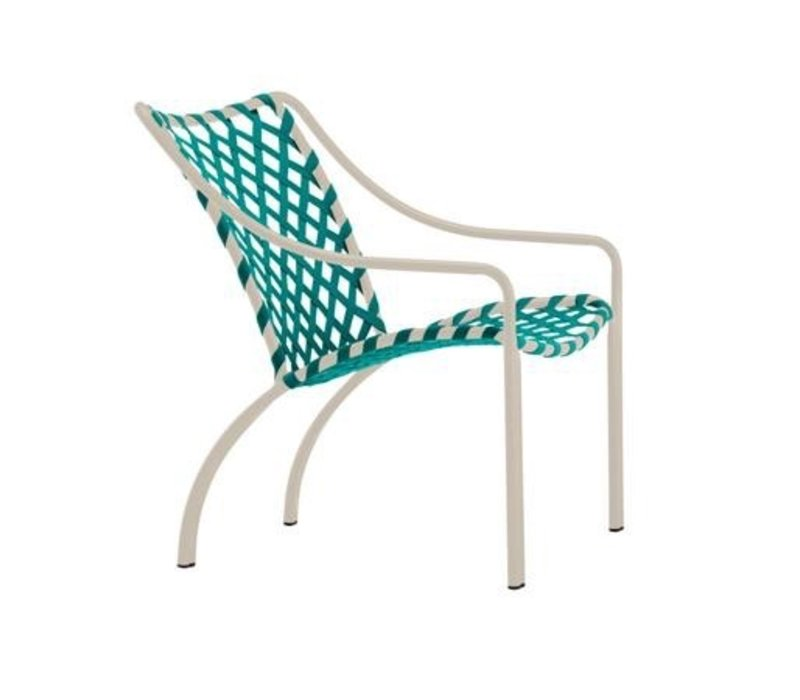 TAMIAMI LOUNGE CHAIR - SUNCLOTH STRAP