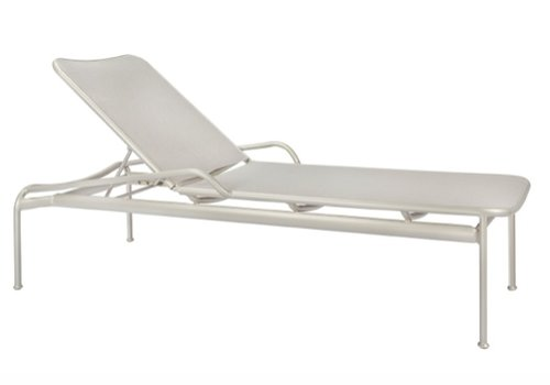 BROWN JORDAN VERGE STACKING ADJUSTABLE CHAISE