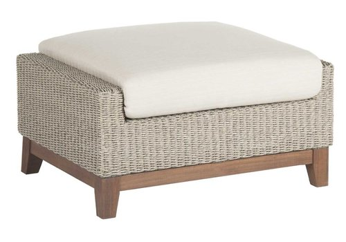 JENSEN LEISURE FURNITURE CORAL OTTOMAN