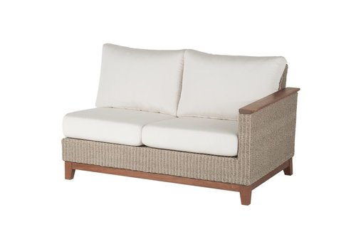 JENSEN LEISURE FURNITURE CORAL SECTIONAL LEFT SEAT